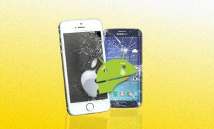 How to Unlock iPhone or Android Phone with Broken Screen