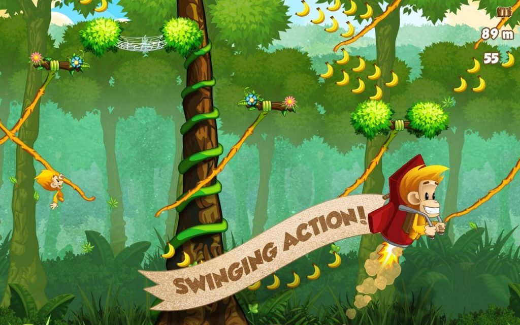 Benji Bananas- offline adventure games for android
