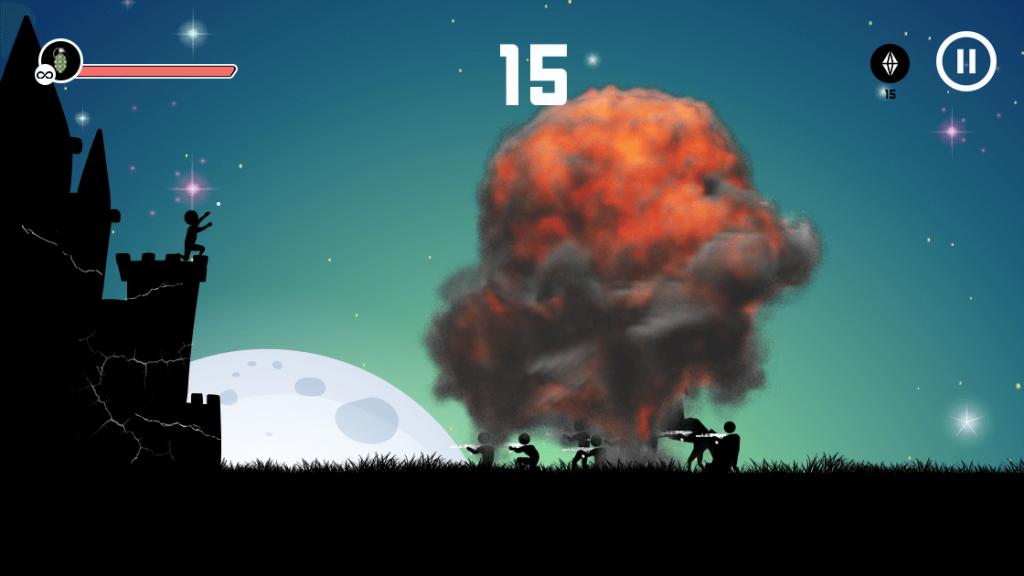Bomb Strike- offline adventure games