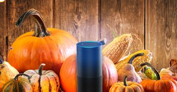 8 Ways How Alexa Can Make Your Thanksgiving Merrier!