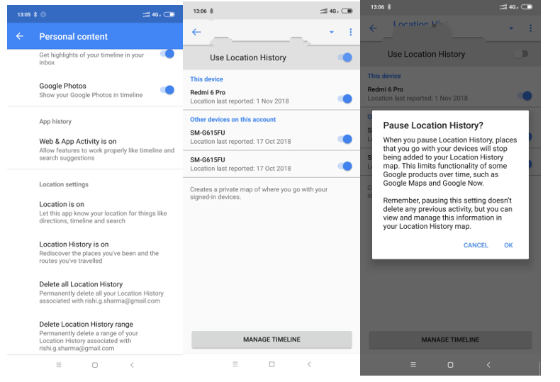 How To Stop Google From Tracking You On Android -1