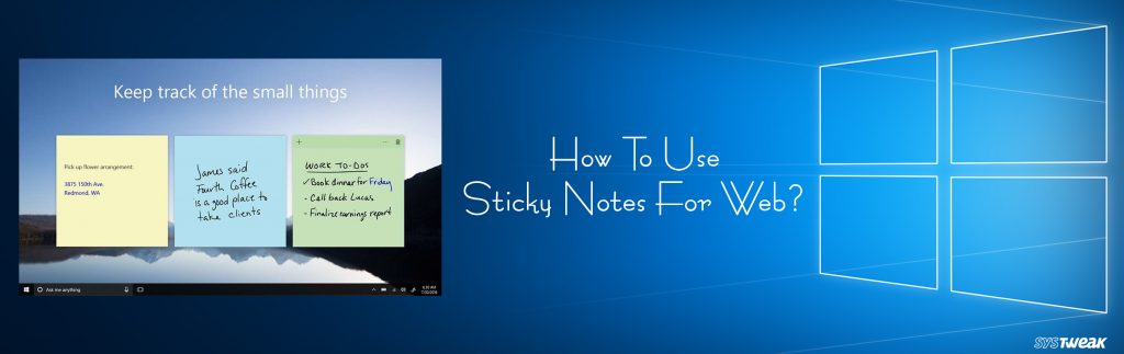 How-To-Use-Sticky-Notes-For-Web