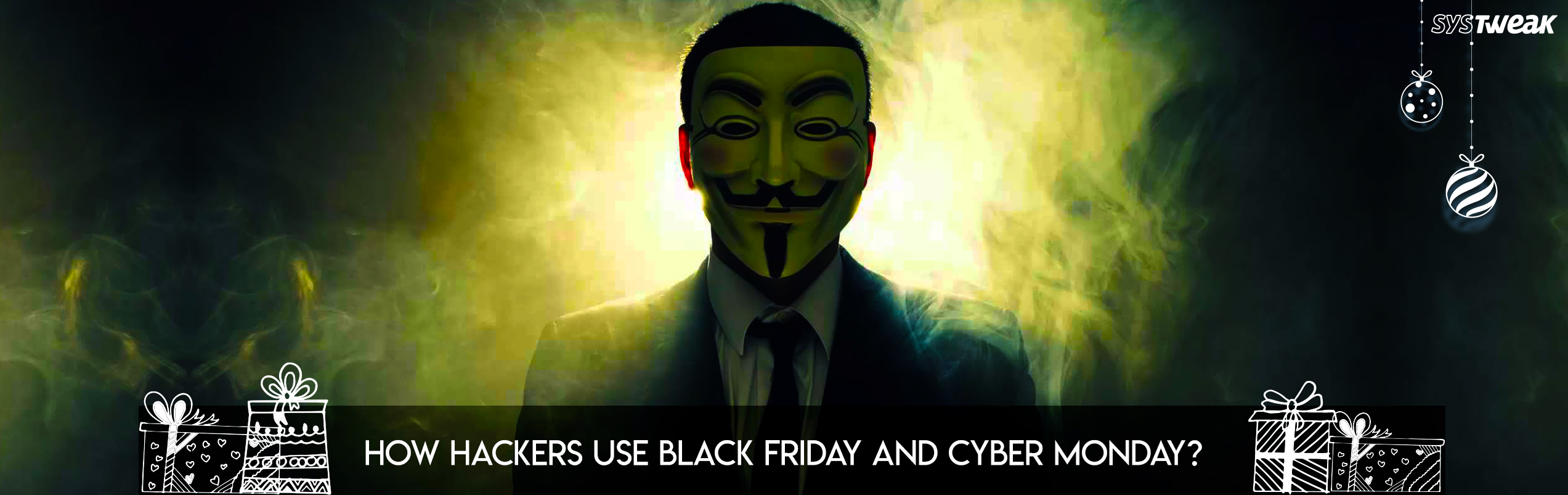 Why hackers love Black Friday and Cyber Monday