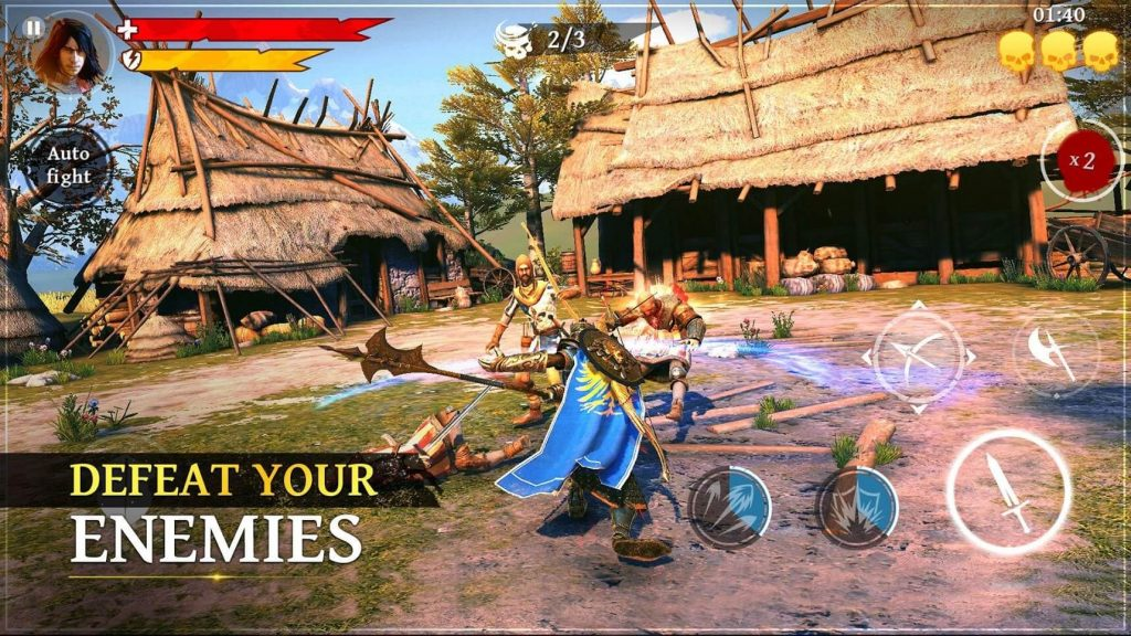 Iron Blade- Medieval Legends RPG