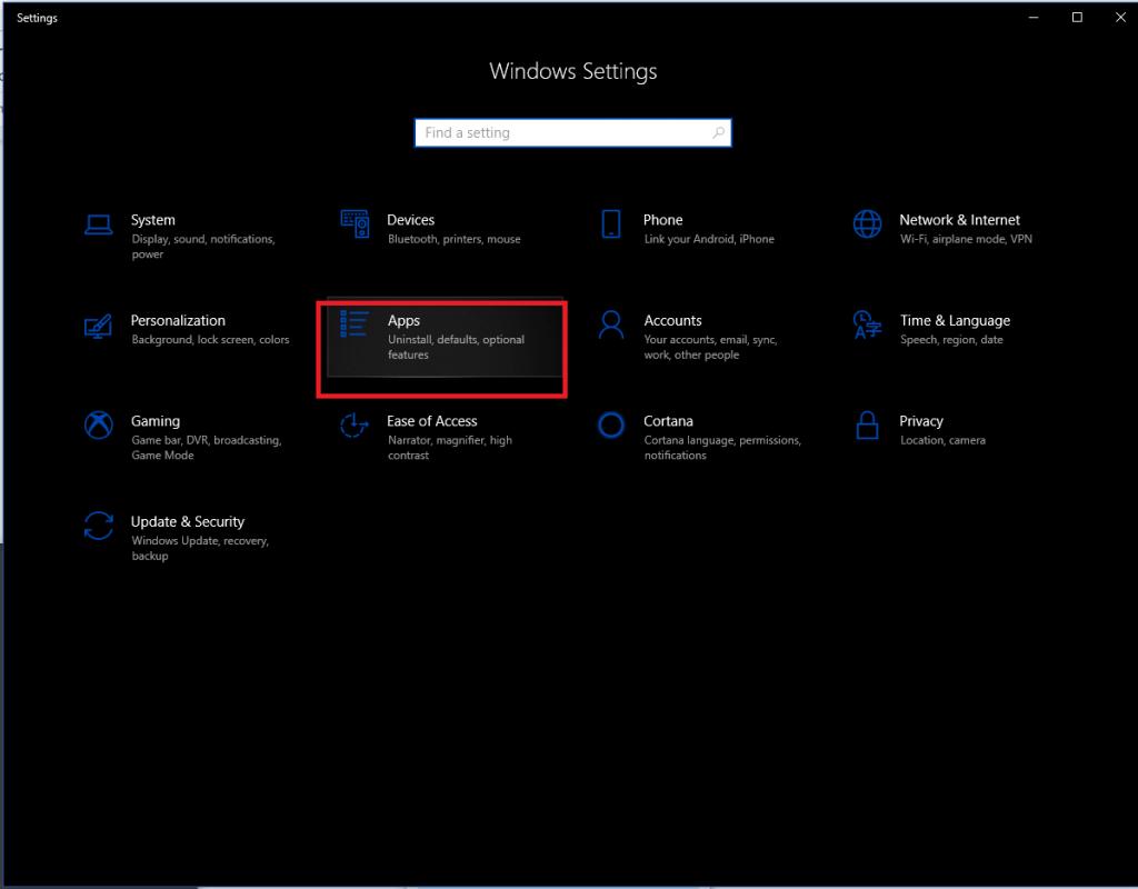 Methods To Control App Permissions on Windows 10-method 2