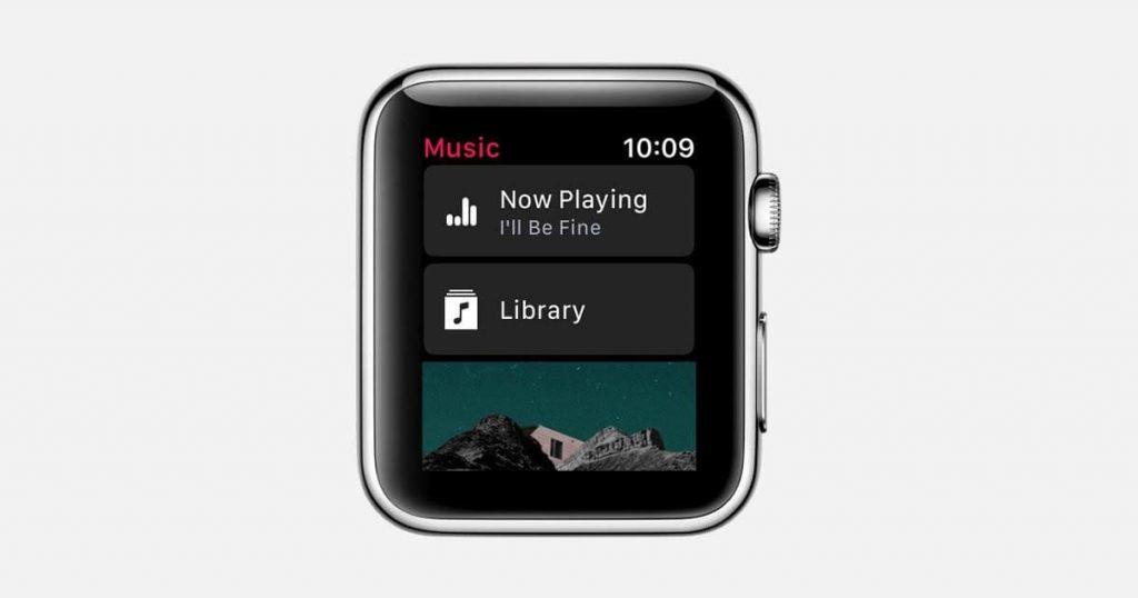 Music- apple watch vs fitbit