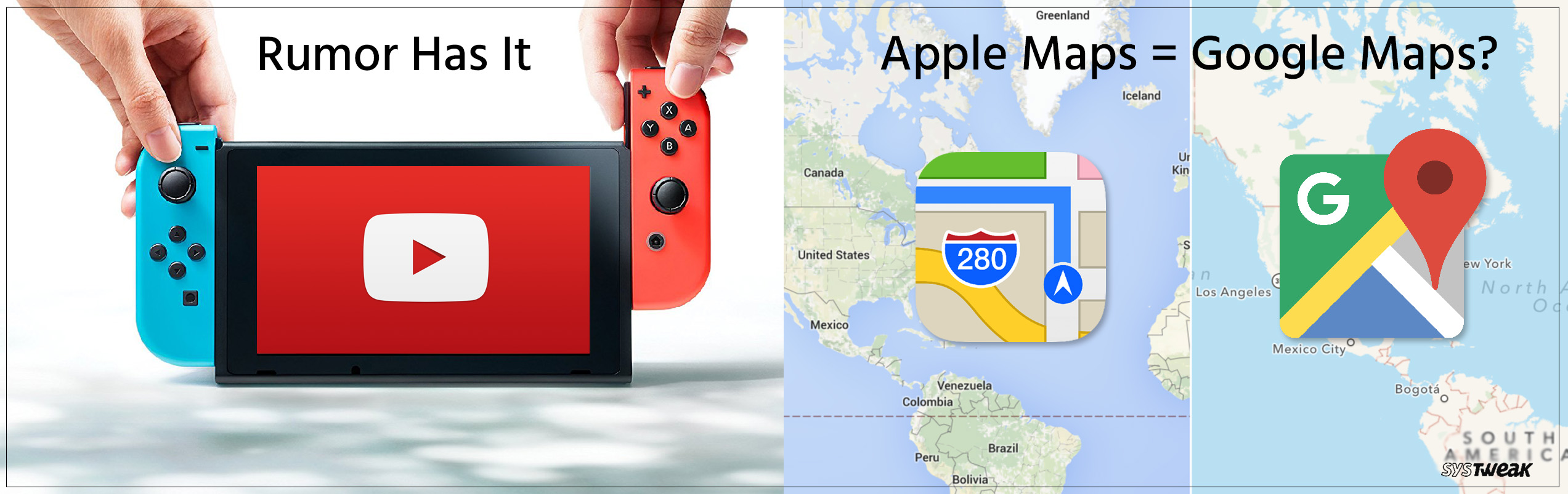 NEWSLETTER: NINTENDO SWITCH YOUTUBE APP & APPLE MAPS GETS AN UPGRADE