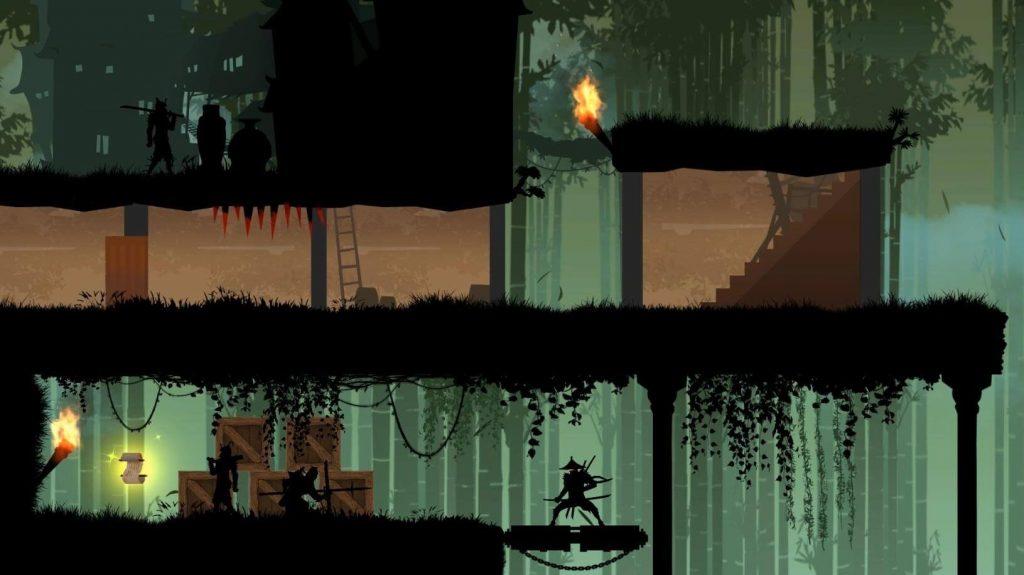 Ninja Arashi- offline adventure game