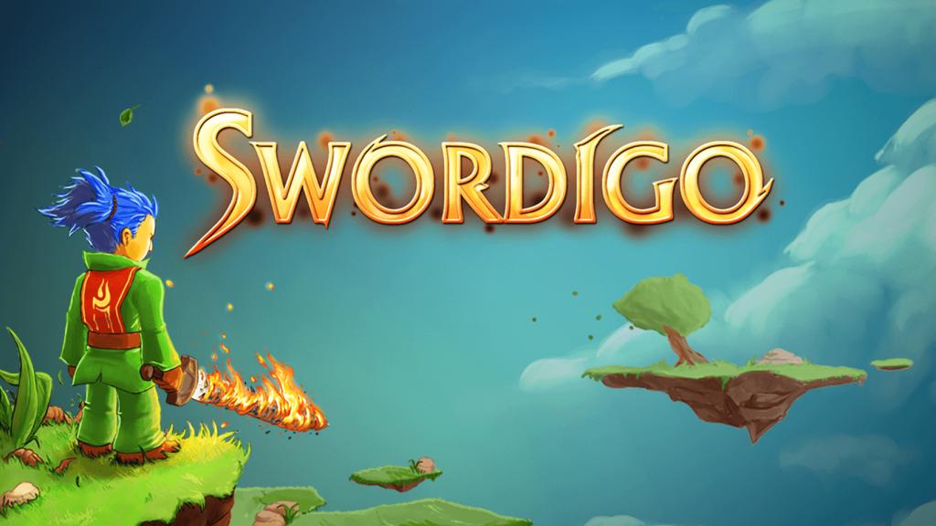 Swordigo- best adventure games for android