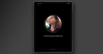 How to Set up Face ID On iPad Pro (2018)