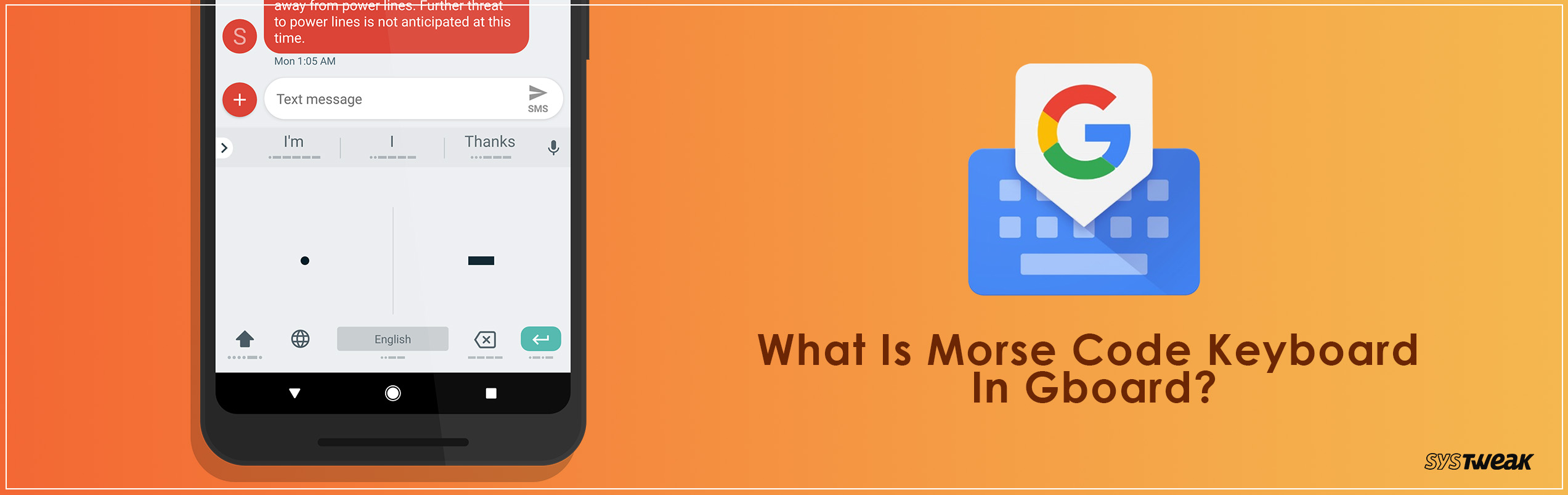 Morse Code Keyboard In Gboard: How To Use It?