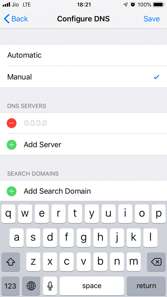 what is dns step-4