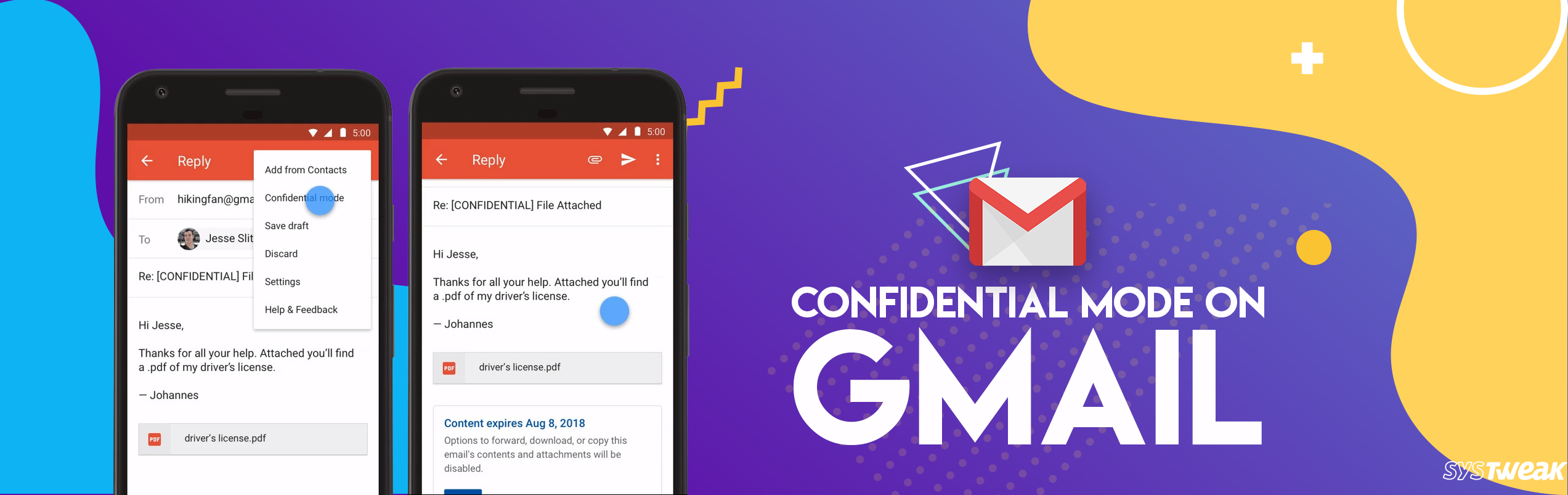 """How To Use Gmail's """"Confidential Mode""""?"""