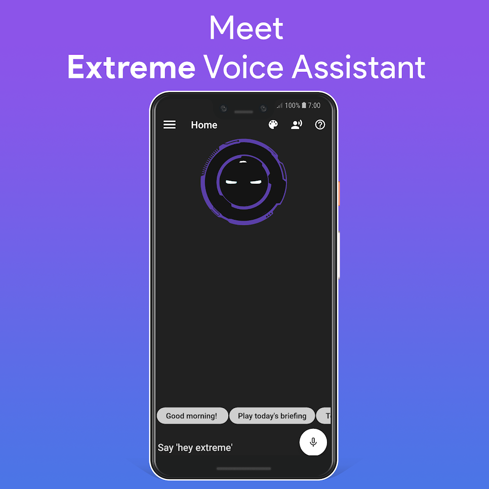 Extreme- Personal Voice Assistant