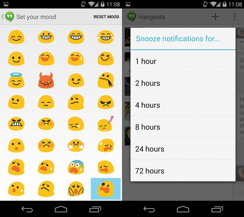 Snooze Notifications