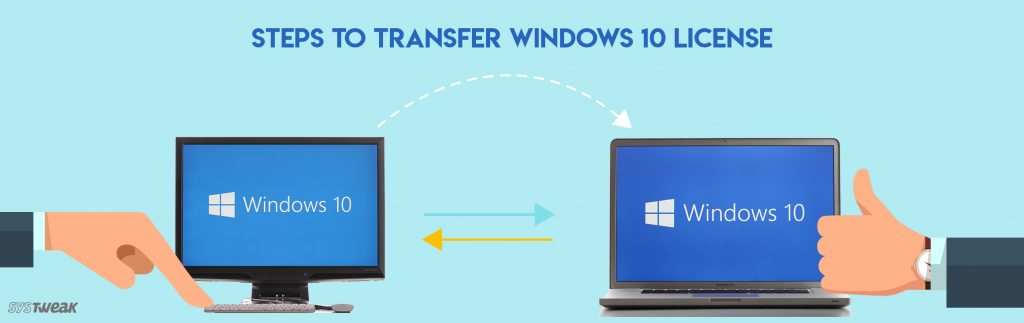 Flipboard: How To Transfer Windows 10 License To Another Hard Drive