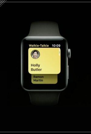How to Use the new Walkie Talkie Feature on Apple Watch OS 5