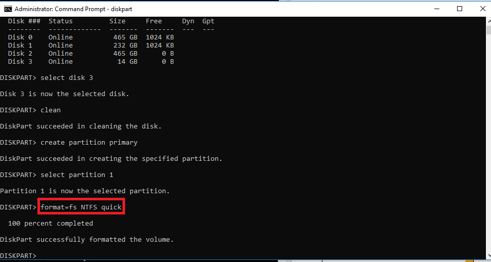 how to format external hard drive to fat32 windows 8.1