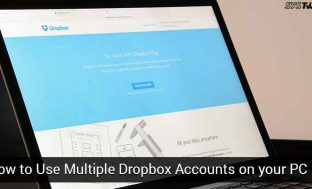 3 Ways To Use Multiple Dropbox Accounts On Windows