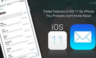 5 Mail Features in iOS 11 You Probably Don't Know