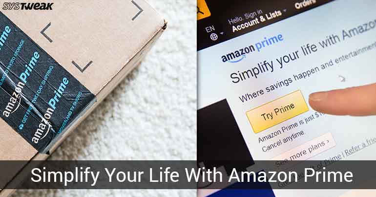 5 Perks That Come Along With Your New Amazon Prime Subscription