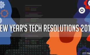 6 New Year's Tech Resolutions: 2018