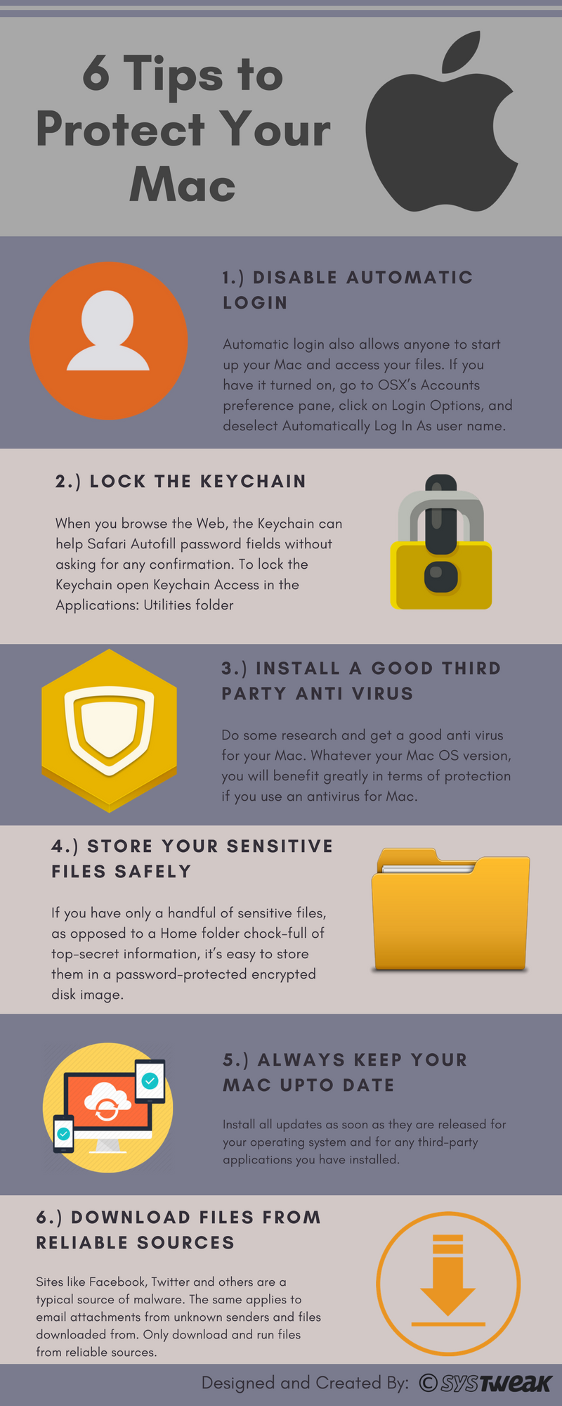6 Tips to Protect Your Mac_Infographic
