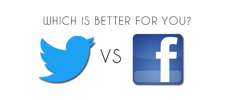 7 Reasons Why We Prefer Twitter Over Facebook!