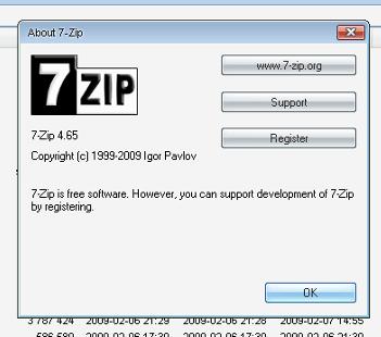 7-Zip-best encryption software 2017