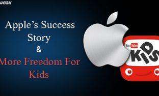 Newsletter: Apple's Q4 Domination & New Update For YouTube Kids