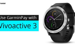Apple Watch Has A New Competitor: Garmin Vivoactive 3