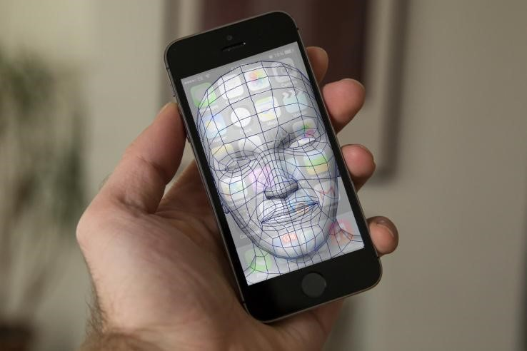 Apple face scanning