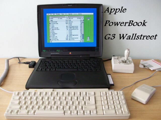 Apple PowerBook G3WallStreet