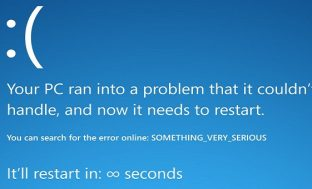 How to Fix Blue Screen Error of Death Problem in Windows 8