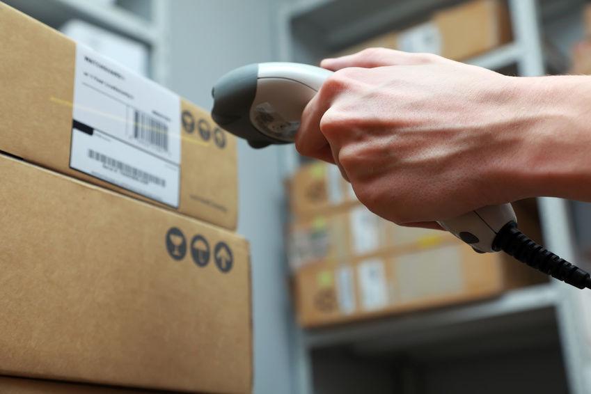 Barcodes scanner