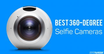 Best 360-Degree Selfie Cameras