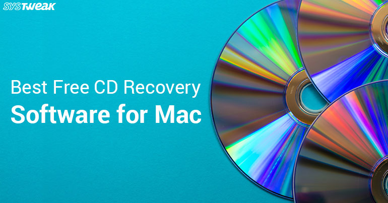 Best Free CD Recovery Software For Mac 2018
