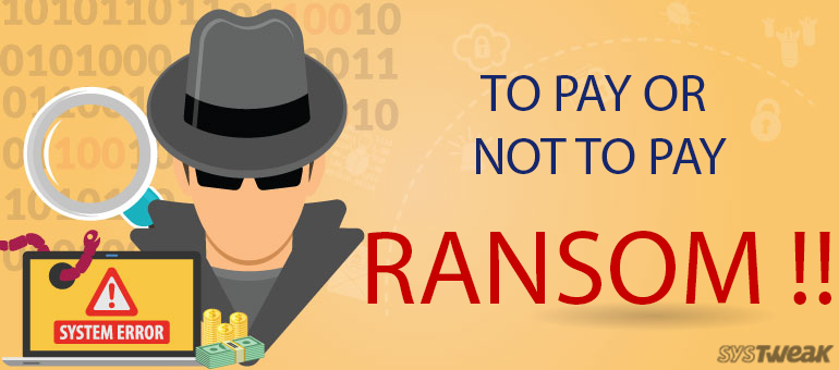 Beware of Ransomware: Information, Types, Prevention & Protection – Infographic