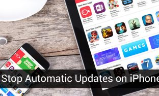 How to Turn off Automatic App Updates on iPhone