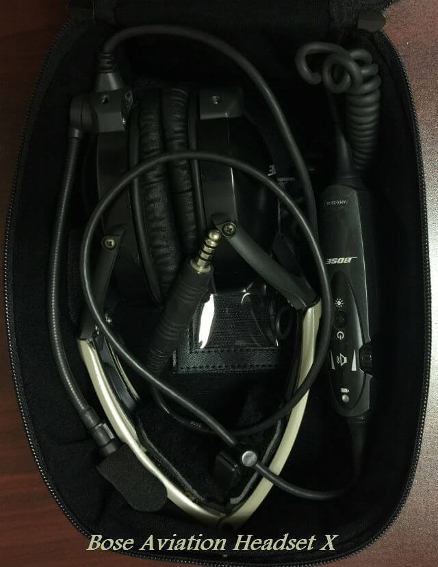 Bose AviationX Headset