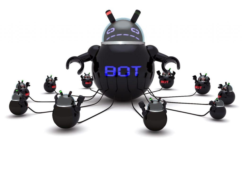 botnet- cyber security term