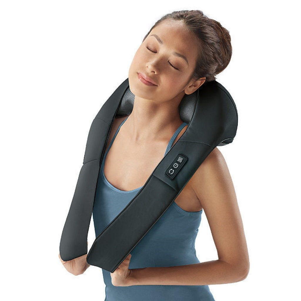 brookstone-shiatsu-neck-back-massager