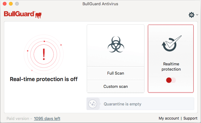 Bulguard antivirus best security for mac