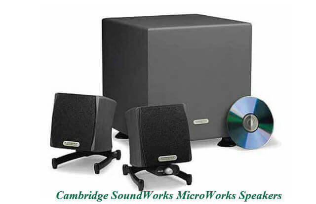 Cambridge_SoundWorks_MicroWorks_Speakers