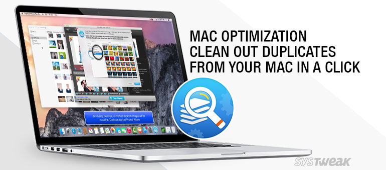 Mac Optimization: Clean Out Duplicates from Your Mac in a Click