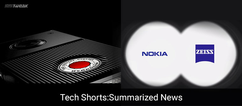 NEWSLETTER: HOLOGRAPHIC SMARTPHONES & A RENEWED NOKIA TEAMS UP WITH ZEISS