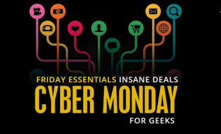 Friday Essentials: Insane Cyber Monday Deals for Tech Addicts
