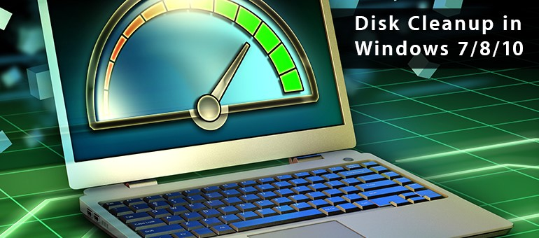 How To Do Disk Cleanup in Windows 7/8/10