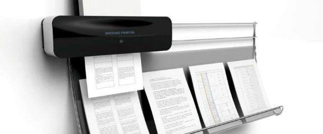 Dividing-Printer