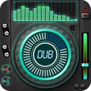 Dub Music Player Equalizer-